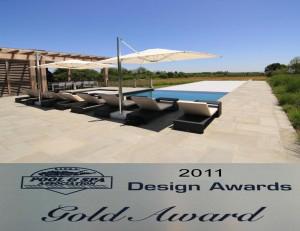 02-25_grando_2011_Gold_covertech_honor_Award_distinction_swimmin